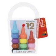Baby Color 幼兒蠟筆 (12色)