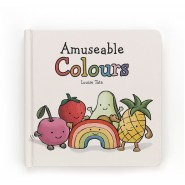 Jellycat Books - AMUSEABLE COLOURS BOOK