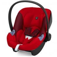 Cybex ATON M i-SIZE 汽車安全座椅 FERRARI  RACING RED