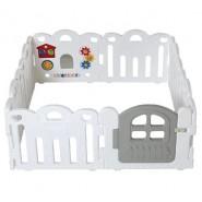 Haenim Toy Petit 8塊寶寶屋 - 雪白色