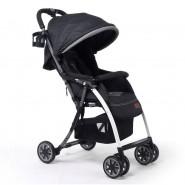 Pali Tre.9 嬰兒手推車 - 牛仔黑