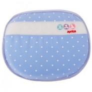 Aprica 可水洗透氣護頭枕 - 雪花藍 ( 新生兒適用 )