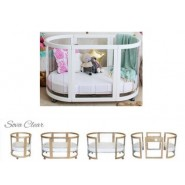 BABYHOOD 5 合1 嬰兒床 (包括床褥)