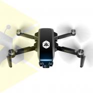 Cable Ultra Mk3 GPS 兩軸自穩雲台電子防震無刷4K雙鏡頭航拍機