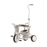 iimo #02 SS 第二代 SS 版日本可摺疊兒童三輪車 白色 IM02SS-WH 香港行貨