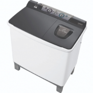 日立 Hitachi PS-105LSJ 日式雙槽半自動洗衣機 10.5公斤 1450轉 低水位 香港行貨