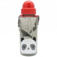 SNAPKIS 兒童吸管飲水杯熊貓