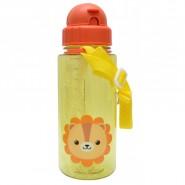 SNAPKIS 兒童吸管飲水杯 獅子