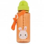 SNAPKIS 兒童吸管飲水杯 兔子