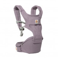 Ergobaby Hipseat 揹帶 (標準款) (3個月+) – 淡紫色 (Mauve)