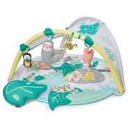 Skip Hop Tropical Paradise 熱帶雨林活動地墊連樹懶安撫玩具