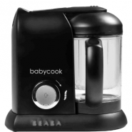 Beaba Babycook Solo 4合1蒸煮攪拌輔食機 黑色 912923 香港行貨