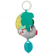 Skip Hop Tropical Paradise 熱帶雨林震動玩具-樹懶