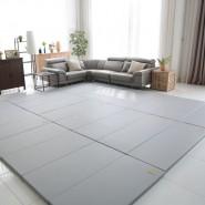Caraz Signature Clean (1400 x 2000mm) 加厚摺摺地墊 (Solid)