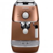 DeLonghi Distinta ECI341.CP 座檯式半自動咖啡機 銅色 香港行貨