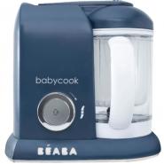 Beaba Babycook Solo 4合1蒸煮攪拌輔食機 夜藍色 912730 香港行貨
