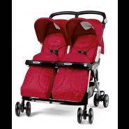 PEG PEREGO ARIA TWIN 嬰兒車 - 棗紅色