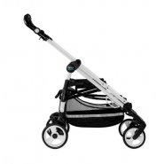 Peg Perego EASY DRIVE CHASSIS- BLACK/WHITE