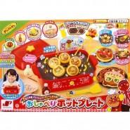 日本ANPANMAN 麵包超人 party熱盤煮食玩具