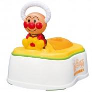 日本 ANPANMAN 麵包超人 兒童音樂6WAY便座椅