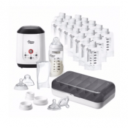Tommee Tippee Express and Go 母乳儲奶袋入門套裝