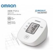 Omron HEM-7121E-J 手臂式電子血壓計 平行進口