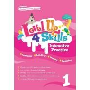 Oxford English Practice Series - Level Up 4 Skills Intensive Practice (P1-P6)