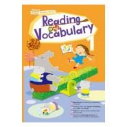 Oxford English Practice Series – Reading & Vocabulary (P1-P6)