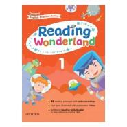 Oxford English Practice Series – Reading Wonderland (P1-P6)