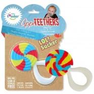 Little Toader 3D食物造型嬰兒牙膠玩具 (波棒糖)