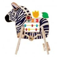 Manhattan Toy - Safari Zebra