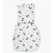 Grobag - 嬰兒包被 0-3 個月 - 小熊貓