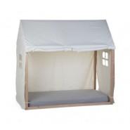 Childhome - 床架罩 (70X140 厘米) 白色