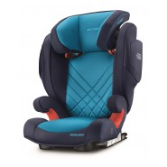 Recaro Monza Nova 2 Seatfix 汽車座椅 - 藍色