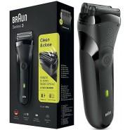 百靈 Braun Series 3 300s 可充電電鬚刨 平行進口