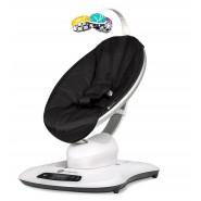 4moms® mamaRoo®4 電動嬰兒搖椅-黑色