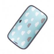 Pogmang 3D透氣呼吸嬰兒枕頭 (小雲)