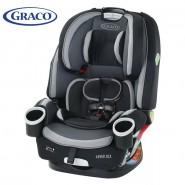Graco 4Ever DLX 4合一嬰幼兒全階段汽車安全座椅(全新升級版) – 極光黑