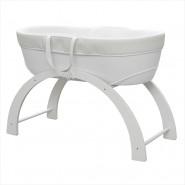 shnuggle DREAMI Baby Sleeper (White) 嬰兒睡籃 (91cm x 41cm) - 白色