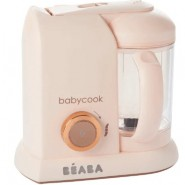 Beaba Babycook Solo 4合1蒸煮攪拌輔食機 玫瑰金 912570 香港行貨