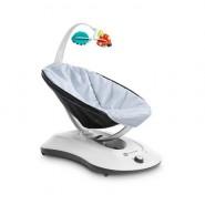4moms® rockaRoo電動嬰兒搖椅 – 灰色