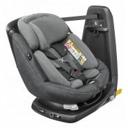 Maxi Cosi Axissfix Plus 旋轉汽車座椅 (R129 I-size) (初生至4歲) 黑襯灰色 (Trian Black)