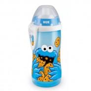 Nuk 芝麻街系列 飲管學飲奶瓶
