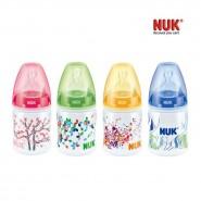 Nuk PCH 寬口PP奶瓶(150ml) + 中孔矽膠奶咀(1號)