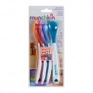 Munchkin 感溫嬰兒匙羹 (4件裝)