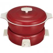 Récolte Pot Duo Tanto RPF-2(R) 日式小電鍋 (1.9公升) 玫瑰紅色 香港行貨