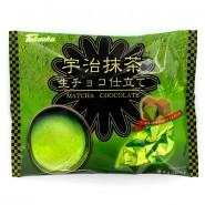 Takaokaya - 高岡宇治生巧克力/朱古力 (145克) - 抹茶