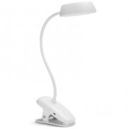 飛利浦 Philips DonutClip 66138 LED 檯燈 白色 香港行貨