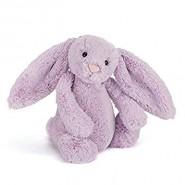 英國JELLYCAT 賓尼兔公仔 (紫藍色) (31CM)