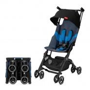 GB Gold Pockit+ 嬰兒手推車 附有便攜袋及揹帶 (夜空藍)